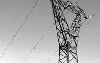 Impianti Elettrici quadrato BN